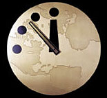 Bulletin of the Atomic Scientists - Doomsday Clock